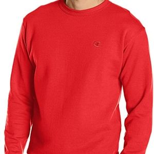 NWT Champion Red Sweatshirt